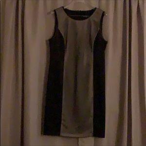💋Karl Lagerfeld Black Dress with Netting